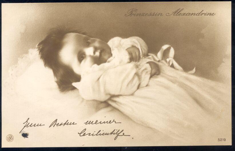 Princess Alexandrine of Prussia (1842–131906)