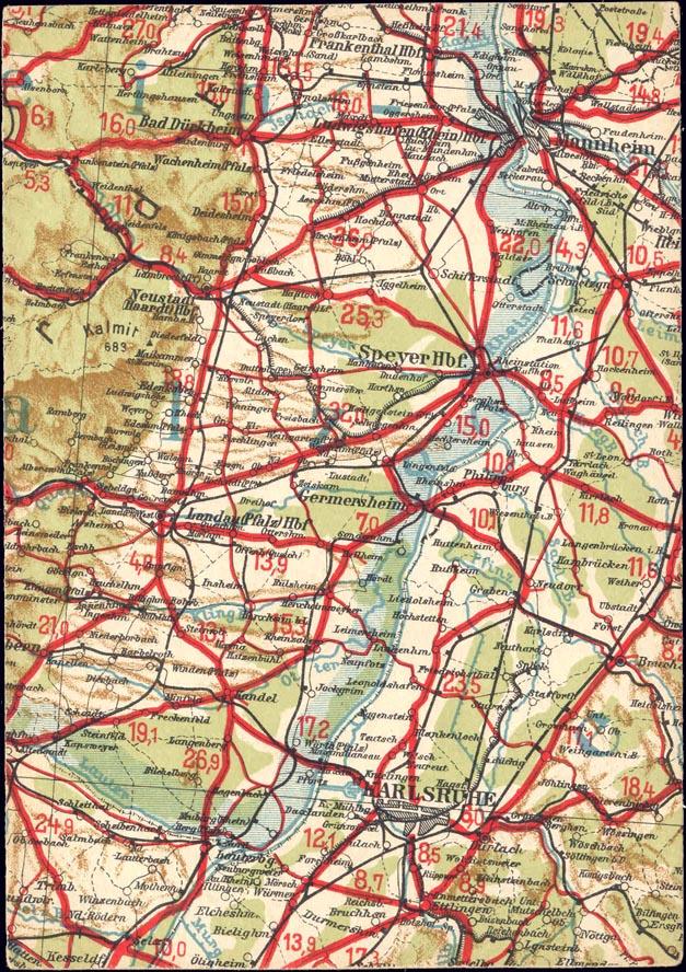 Map Of Germany Karlsruhe Baden.Germany Karlsruhe Mannheim Baden Wurttemberg Map Pc On Popscreen